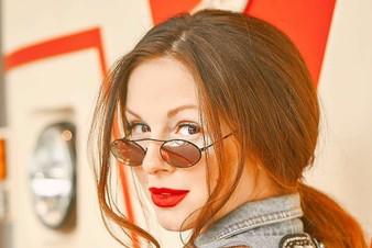 Певица Нюша презентовала новую коллекцию одежды