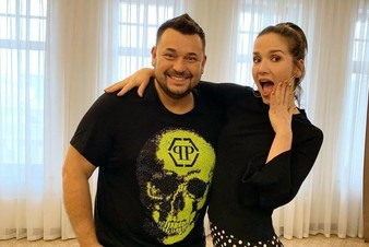 Сергей Жуков намекнул на  дуэт с Наталией Орейро