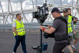 От Крыма до Кубани: группа «Любэ» представила видеоклип про Крымский мост