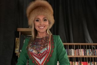 Самая красивая замужняя женщина России