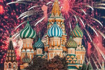 Москва вошла в список самых фотографируемых городов мира