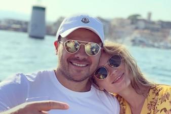 Эмин Агаларов трогательно поздравил жену Алену с днём рождения