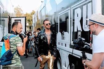 Макс Барских анонсировал выход новой песни