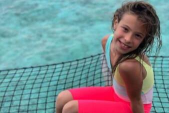 Дочь Сергея Жукова выпустила чувственный клип