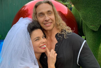 Наташа Королева и Тарзан отметили 16-ю годовщину свадьбы