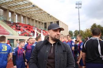 Рэпер Баста стал владельцем ростовского футбольного клуба СКА