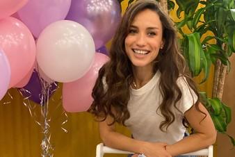 Виктория Дайнеко устроила для дочери яркий праздник