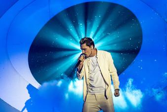 Грандиозное шоу «Планета Билан. На орбите» состоялось при поддержке радио «Русский Хит»!