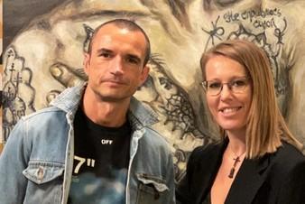 Ксения Собчак откроет кафе в центре Москвы