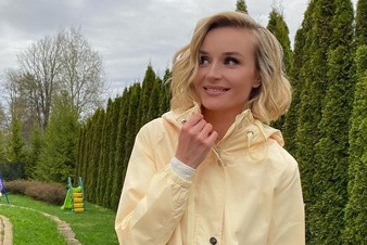 Полина Гагарина ничего не запрещает трехлетней дочери