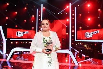 Победительницей шоу