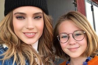 Дочь Глюк'oZы взорвала интернет новым треком «Петарда»
