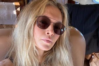 «Я - офигенная»: Вера Брежнева показала фото без макияжа