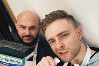 Это TOP-3 Instagram: Валерий Меладзе готовит ужин, Егор Крид убирается у Джигана дома