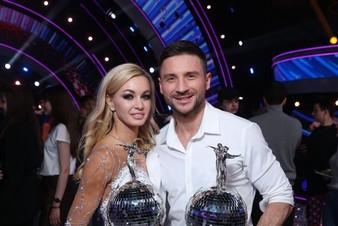 «Дададададада!!»: Сергей Лазарев победил в шоу «Танцы со звёздами»