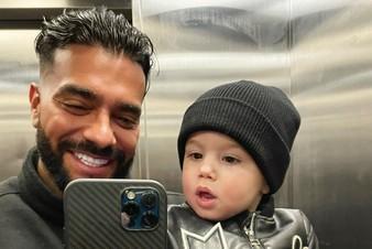 «Такой классный мальчуган»: Тимати показал трогательный ролик с сыном