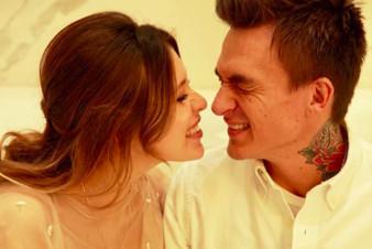 Влад Топалов и Регина Тодоренко стали родителями