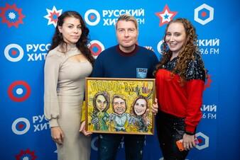 Звездные гости в «Пришли-Разбудили Шоу». Незабываемое утро с Николаем Басковым!
